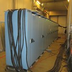 Climatic test of large UPS System from Schneider Electric