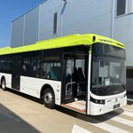 Climatic test of electric bus Ebusco